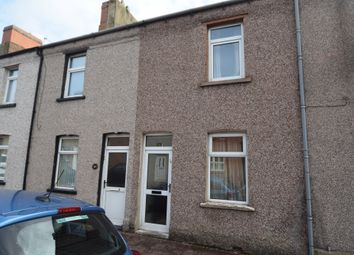 Thumbnail 2 bed terraced house for sale in Dundonald Street, Barrow-In-Furness