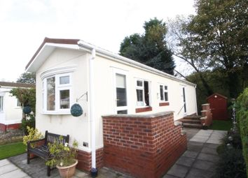 Thumbnail 2 bed mobile/park home for sale in Moira Road, Overseal, Swadlincote