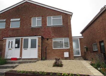 Thumbnail 3 bed semi-detached house to rent in Field Gardens, East Challow, Wantage