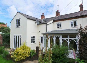 Thumbnail 3 bed end terrace house for sale in Chapel Lane, Crick, Northampton