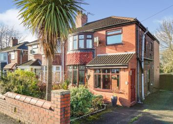 3 bed semi-detached house for sale in St. Marys Road, Moston, Manchester M40