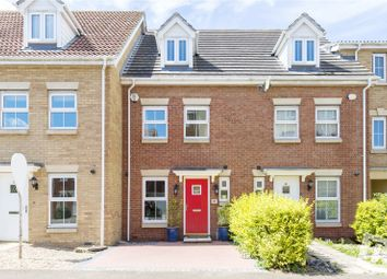 Thumbnail 3 bed terraced house for sale in Fenners Marsh, Gravesend, Kent