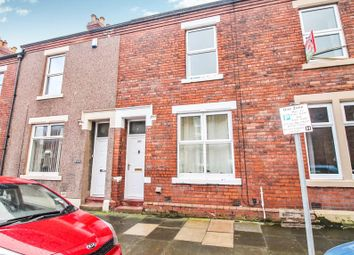 Thumbnail 2 bed terraced house for sale in 100 Greystone Road, Carlisle, Cumbria