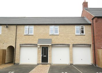 Thumbnail 2 bed flat to rent in Chepstow Court, Barleythorpe, Oakham
