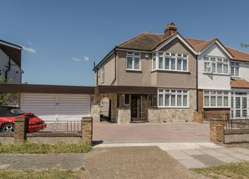 Thumbnail 3 bed semi-detached house for sale in Circle Gardens, Merton Park