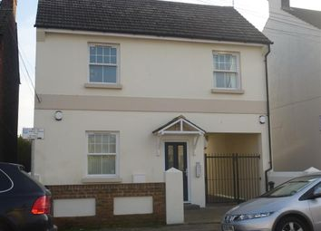 Thumbnail 1 bedroom flat to rent in Tarring Road, Broadwater, Worthing