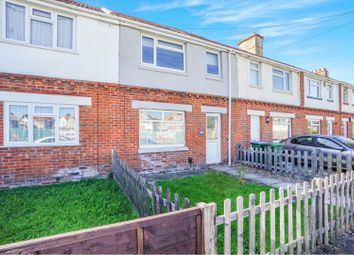 2 bed terraced house for sale in Sholing Road, Southampton SO19