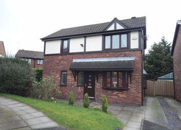 Thumbnail 3 bedroom detached house for sale in Murrayfield, Bamford, Rochdale