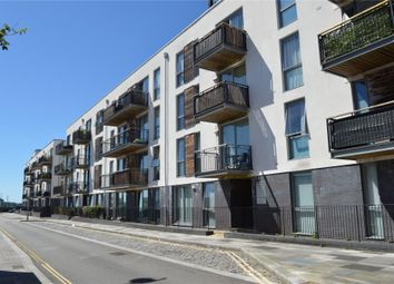 Thumbnail 2 bedroom flat for sale in Brittany Street, Plymouth, Devon