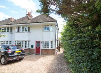 Thumbnail 4 bed semi-detached house for sale in Wokingham Road, Earley, Reading