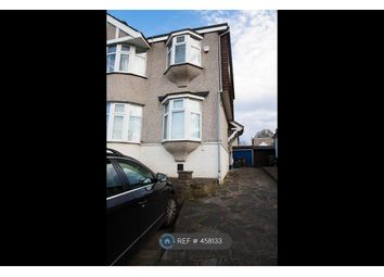 Thumbnail 4 bed semi-detached house to rent in Collindale Avenue, Sidcup