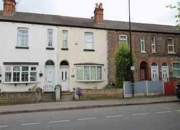 Thumbnail 2 bed terraced house to rent in Moorside Road, Urmston, Manchester