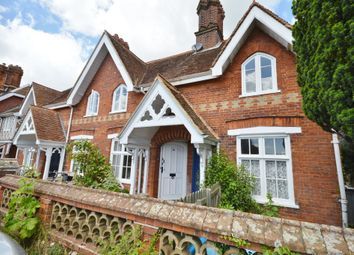 Thumbnail 3 bed terraced house to rent in Daphne Road, Orford, Woodbridge