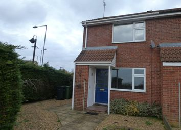 Thumbnail 2 bedroom property to rent in Garwood Close, King's Lynn