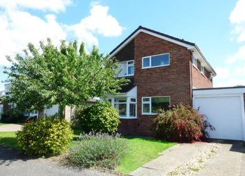 Thumbnail 3 bed detached house for sale in Canford Heath, Poole, Dorset