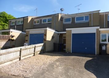 Thumbnail 2 bed terraced house to rent in Bell Meadow, Bury St. Edmunds