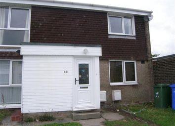 Thumbnail 2 bed flat to rent in Cramond Way, Collingwood Grange, Cramlington