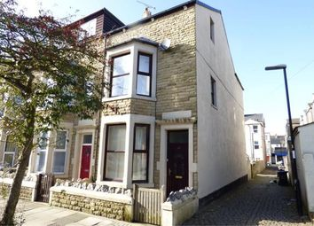 Thumbnail 4 bed end terrace house for sale in Clarendon Road, Morecambe