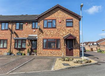Thumbnail 3 bed end terrace house for sale in Barracks Way, Leek