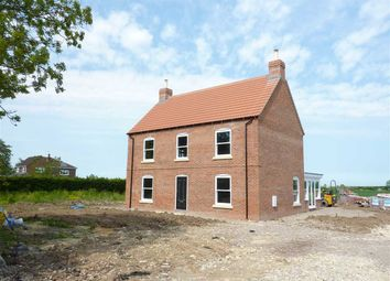 Thumbnail 4 bed detached house for sale in New House, Newbridge Lane, Covenham St Mary, Louth