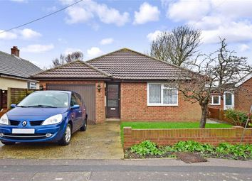 Thumbnail 2 bed detached bungalow for sale in Nelson Park Road, St. Margarets-At-Cliffe, Dover, Kent