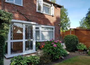Thumbnail 2 bed semi-detached house for sale in Bunts Lane, Stockton Brook, Stoke On Trent