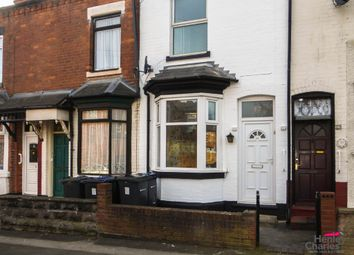 Thumbnail 2 bed terraced house to rent in Clarence Road, Erdington, Birmingham