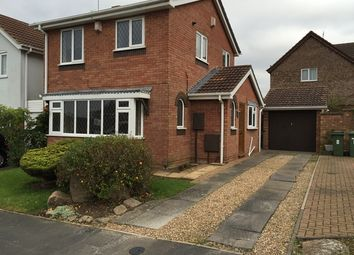 Thumbnail 3 bed detached house to rent in Somerset Drive, Glenfield, Leicester