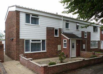 Thumbnail 3 bed end terrace house for sale in Conan Doyle Walk, Swindon