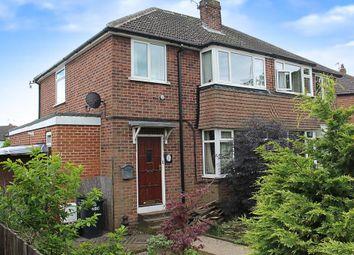Thumbnail 3 bed semi-detached house for sale in Knaresborough Road, Harrogate