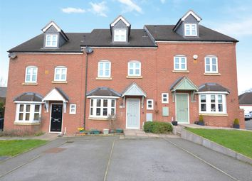 Thumbnail 4 bed town house for sale in Addison Drive, Stratford-Upon-Avon