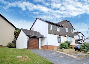 Thumbnail 2 bed semi-detached house for sale in Margaret Road, Ogwell, Newton Abbot
