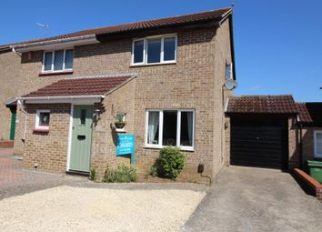 Thumbnail 2 bed semi-detached house for sale in Cornwall Close, Tilehurst, Reading
