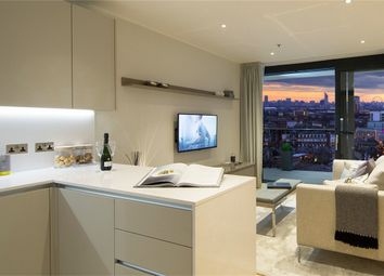 Thumbnail 1 bed flat for sale in Belcanto Apartments, Exhibition Way, Wembley
