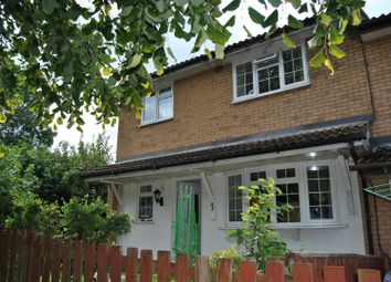 Thumbnail 2 bedroom end terrace house for sale in Hylder Close, Woodhall Park, Swindon