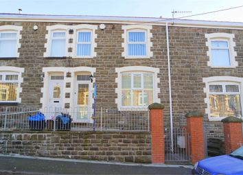 Thumbnail 3 bed terraced house to rent in Carmen Street, Caerau, Maesteg, Mid Glamorgan