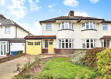 Thumbnail 3 bed semi-detached house for sale in Cannon Lane, Pinner