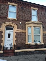 Thumbnail 3 bed terraced house to rent in Walton Breck Road, Anfield