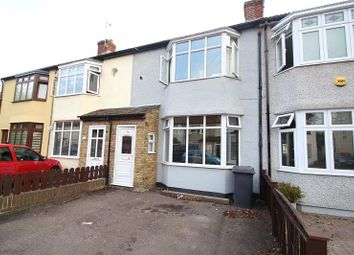 Thumbnail 3 bedroom terraced house for sale in Harwood Avenue, Hornchurch