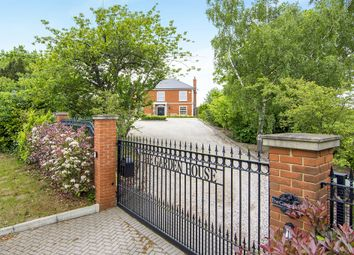 Thumbnail 5 bed detached house for sale in Rectory Road, Little Burstead, Billericay