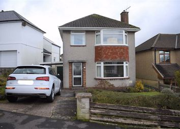 Thumbnail 3 bed detached house for sale in Sunningdale Avenue, Mayals, Swansea