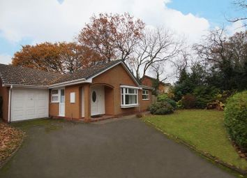 Thumbnail 3 bed bungalow for sale in Church Road, Webheath, Redditch