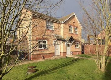 Thumbnail 2 bedroom semi-detached house to rent in Bowmont Way, Kesteven Way, Hull