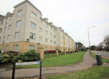 Thumbnail 1 bed flat for sale in Queens Crescent, Livingston