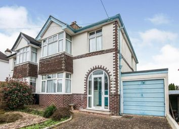 3 bed semi-detached house for sale in Sidmouth, Devon EX10