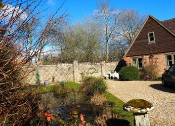 Thumbnail 2 bed cottage to rent in Church Lane, Marston, Oxford