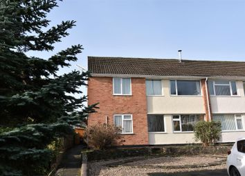 Thumbnail 2 bed flat for sale in Angela Close, Hereford