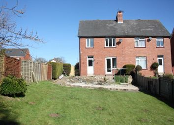 Thumbnail 3 bedroom semi-detached house for sale in Coombe Vale, Tipton St. John, Sidmouth
