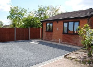 Thumbnail 2 bed bungalow to rent in The Poplars, Cannock