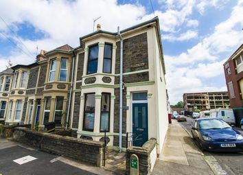 Thumbnail 3 bed end terrace house for sale in Carlyle Road, Bristol